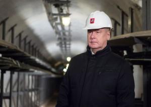 Сегодня мэр Сергей Собянин посетил электродепо в Северном административном округе Москвы