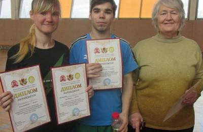 Команда из района Нагатино-Садовники стала победителем соревнований по бочче, которые прошли в Южном округе
