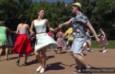 """Этим летом в парке """"Садовники"""" будут проходить занятия по современным танцам"""