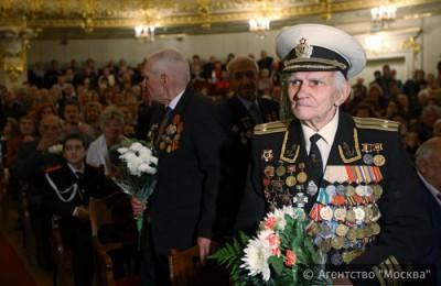 Ветераны ВОВ получат повышенную материальную помощь в честь юбилея победы под Москвой