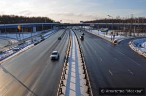 На кольцевой дороге в Москве установят еще 15 информационных экранов