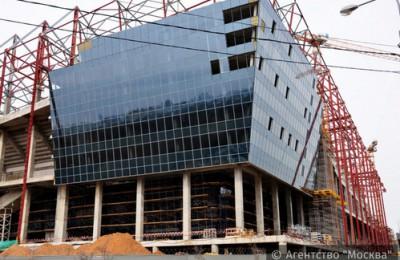 Три уникальных спортивных объекта планируют открыть в Москве в 2016 году