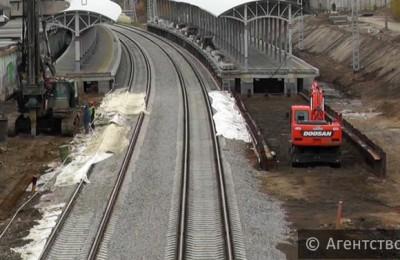 До конца года завершат реконструкцию железнодорожной платформы «Коломенская»