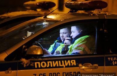 Начальник МВД также отметил высокую эффективность работы правоохранительных органов Москвы