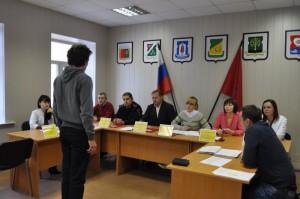 На фото призывная комиссия Нагатино-Садовников