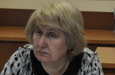 Депутат Валентина Карпова