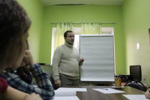 Директор Союза волонтерских организаций Москвы встретился с юными парламентариями района Нагатино-Садовники