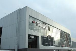 Последняя открывшаяся на территории ЮАО станция - Технопарк