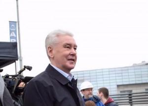 Итоги строительства развязки оценил мэр Москвы Сергей Собянин