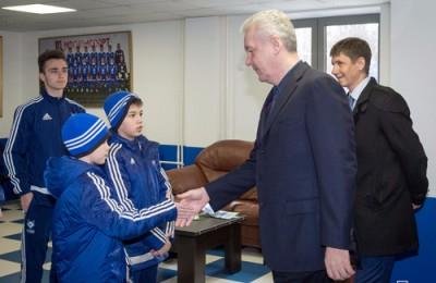Градоначальник Сергей Собянин посетил открытие новой школы боевых искусств