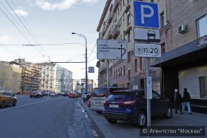 Бесплатной парковкой столичные автомобилисты смогут воспользоваться на майские праздники