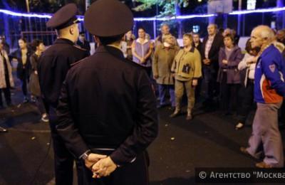 В апреле в районе Нагатино-Садовники пройдет ряд встреч участковых уполномоченных полиции с населением