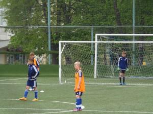 В районе Чертаново Северное состоится детско-юношеский турнир по футболу