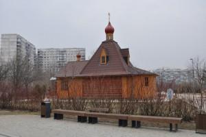 Речь идет о возможном расширении храмового комплекса путем постройки церкви при храме-часовне Дмитрия Донского