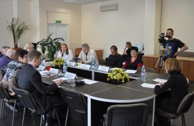 На фото Совет депутатов муниципального округа Нагатино-Садовники