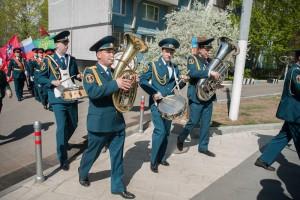 Мероприятие, посвященное Дню Победы, пройдет в ЮАО
