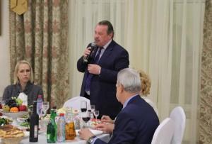 Префект ЮАО Алексей Челышев провел торжественный прием ветеранов в преддверии Дня Победы
