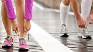 Все, что понадобится спортсменам, – удобная форма для бега