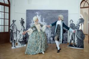 Посетителей музея-заповедника «Царицыно» научат историко-бытовым и бальным танцам