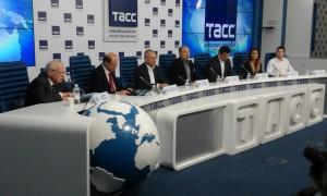 На пресс-конференции стало известно, что Участниками чемпионата мира по современному пятиборью в столице станут 600 спортсменов из 35 стран