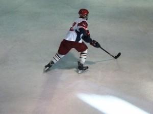 В ЮАО есть несколько ледовых площадок, где местные жители смогут сыграть в хоккей