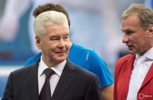 Мэр Москвы Сергей Собянин открыл 60-й, юбилейный чемпионат мира по пятиборью