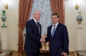 Собянин подписал меморандум о поставках рыбы и морепродуктов торговыми компаниями из области в Москву
