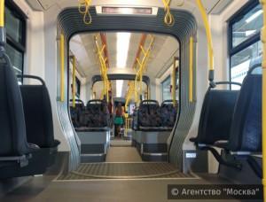 От станции метро Пражская в районы Бирюлево Восточное и Западное в 2018 году запустят скоростной трамвай