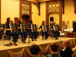 В ЮАО прошел концерт в поддержку молодых одаренных музыкантов