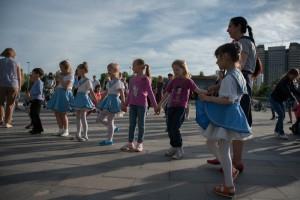 День защиты детей отметят в районе Нагатино-Садовники