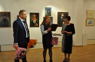 Депутат Людмила Кузьмина получила благодарственное письмо от коллег