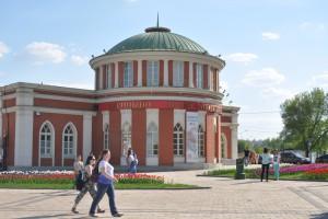 Фестиваль Мир глазами детей пройдет 4 июня в музее-заповеднике Царицыно