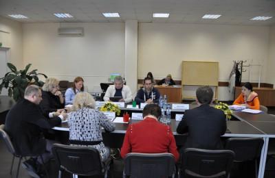 На фото члены Совета депутатов