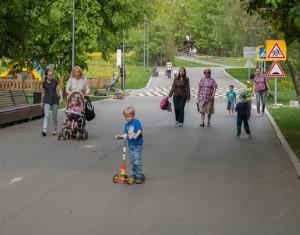 Для родителей и детей будет проведена экскурсия по территории