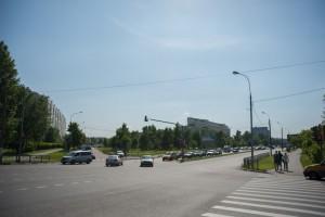На фото район Нагатино-Садовники