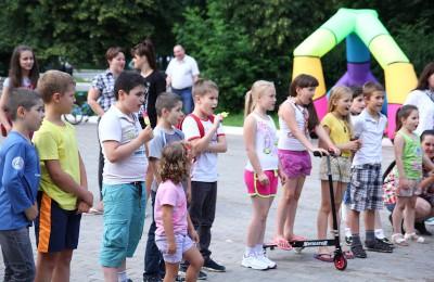 Квест по мотивам детских сказок проведут в Нагатино-Садовниках