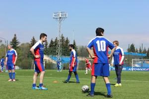 В районе Нагатино-Садовники пройдут соревнования по футболу среди местных жителей