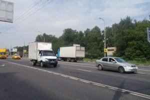 На фото Липецкая улица в Бирюлеве