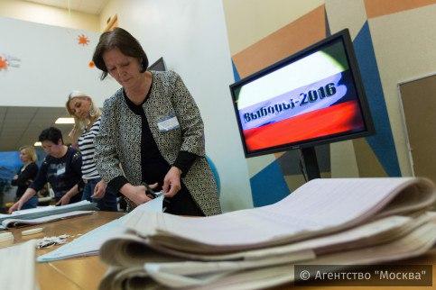 Итоговая явка настоличных праймериз «Единой России» близка к6,5%