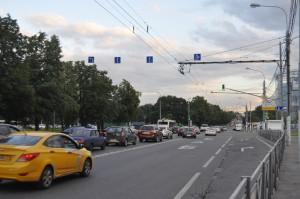 На фото проспект Андропова