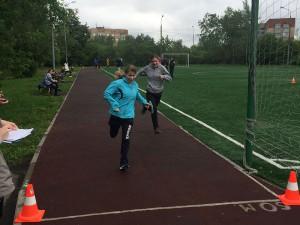 В Нагатино-Садовниках проведут спартакиаду по легкой атлетике