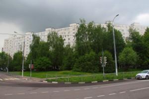 На фото один из жилых домов в Зябликове