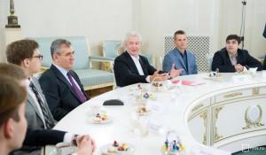 Собянин отметил, что против участников из Москвы выступили представители крупных промышленных городов