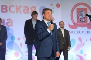 На церемонии открытия ребят поздравил депутат Госдумы, член комитета ГД по безопасности и противодействию коррупции Анатолий Выборный