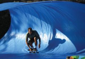 Почувствовать себя настоящими серфингистами, покоряющими волны, смогут жители Нагатино-Садовников 1 июля