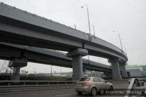 На портале электронных референдумов москвичи смогут оценить проведенную реконструкцию транспортной развязки в ЮАО