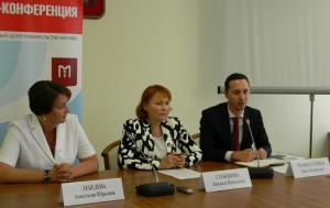 По словам Стебенковой, проект предназначен для информирования населения в сфере здравоохранения