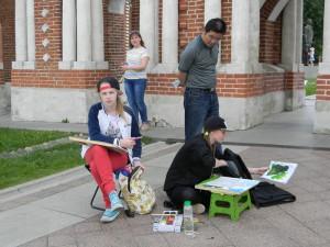 Фестиваль для всей семьи организовали в музее-заповеднике Царицыно