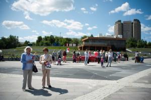 День России жители Нагатино-Садовников отметят в местном парке