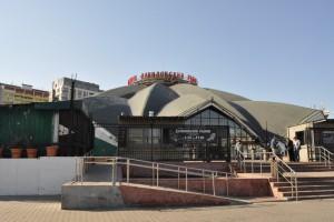 Экскурсия завершится у здания Даниловского рынка